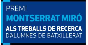 XVII Premi Montserrat Miró als treballs de recerca