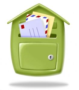 mail box casetta
