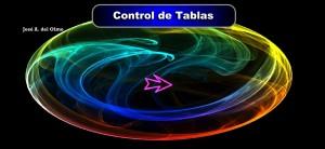 Control taules