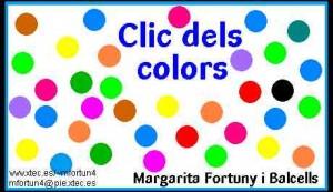 Clic dels colors (M. Fortuny)