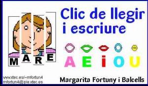 Clic de llegir i escriure (M. Fortuny)