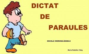 Dictat de paraules (Marta Padullés)