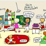 Fem feinetes amb les 100 paraules (E.J. López, I. Palahí, M. Borell)