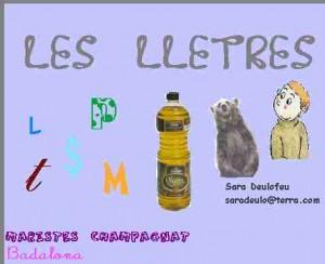 Les lletres (Sara Deulofeu)