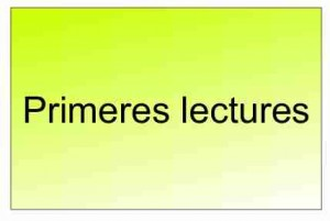 Primeres lectures (M. Rivera)