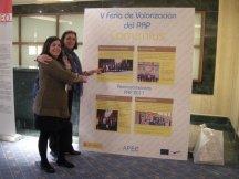 V Feria de valorizacion Comenius 2011