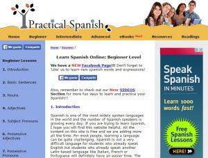 practical spanish