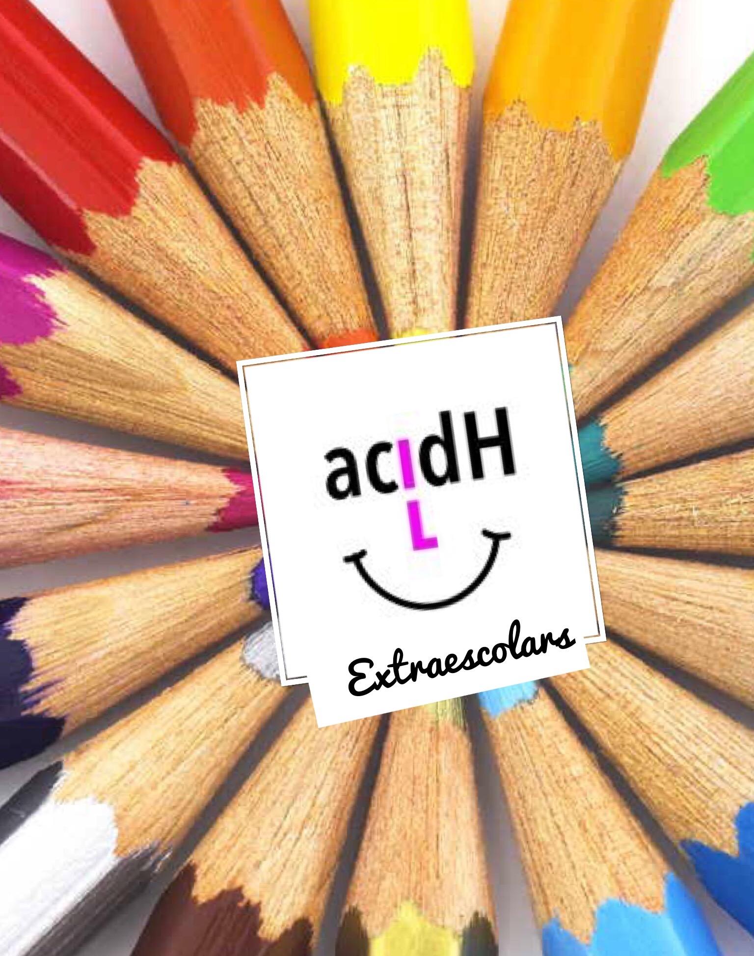 EXTRAESCOLARS, ESPORTS I LLEURE EDUCATIU ACIDH