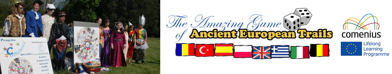 The Amazing Game of the Ancient European Trails