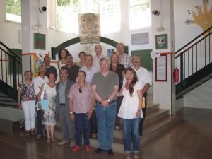 La darrera junta territorial dels directors/es de les Terres de l'Ebre que vaig assistir.