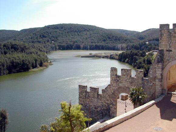 Pantà Foix