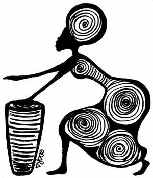 Resultat d'imatges de dansa africana
