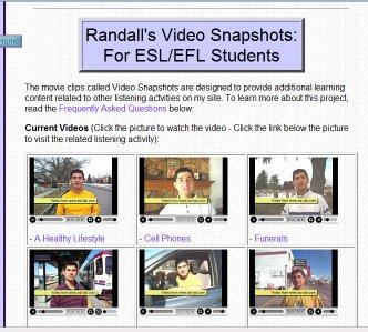Randall's ELT Lab