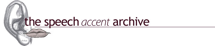 The Accent Archive