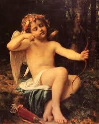 El déu Eros.
