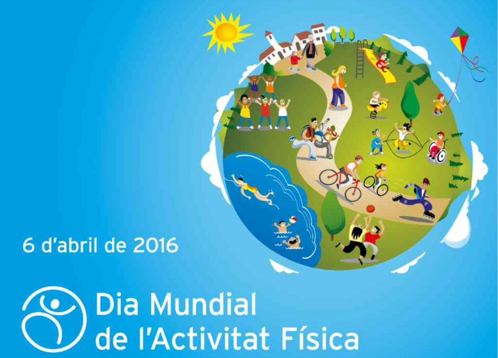 Dia mundial de l'activitat física