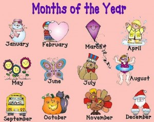 Months-of-the-Year