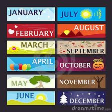 The twelve months of the year song | Our English Corner