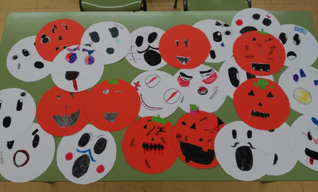 Halloween Crafts For 6th Graders