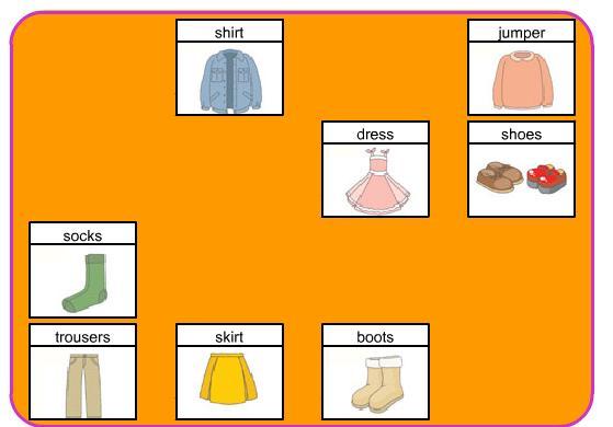 Clothes Pelmanism