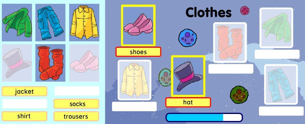 match-clothes