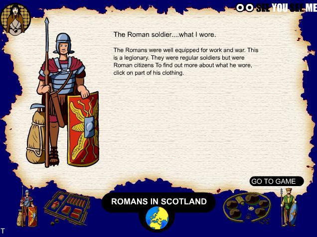 scotland-romans