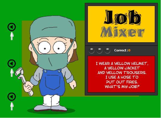 job-mixer