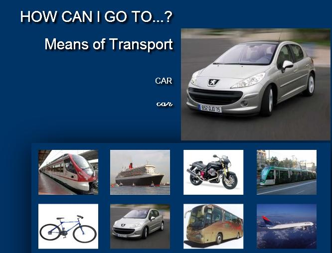 transport-dictionary