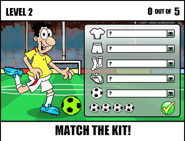 match-the-kit