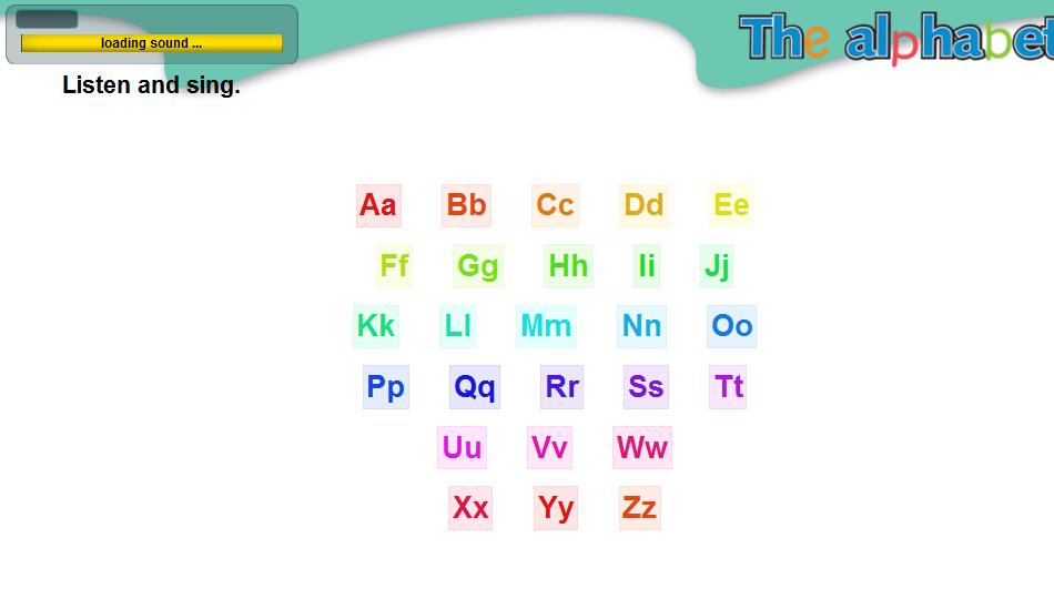 letters in the alphabet l angl 232 s a l escola splai alphabet review 3rd amp 4th grade 23358 | alphabet