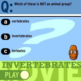 invertebrates-quiz