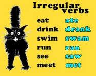 irregular pasts
