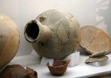 Restes vaixell grec Cala Sant Vicenç