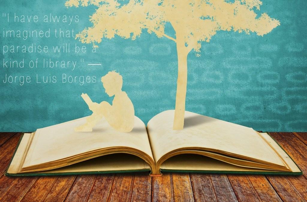 La biblioteca: Un espai que cal tenir, fer servir, sentir… ESTIMAR!!