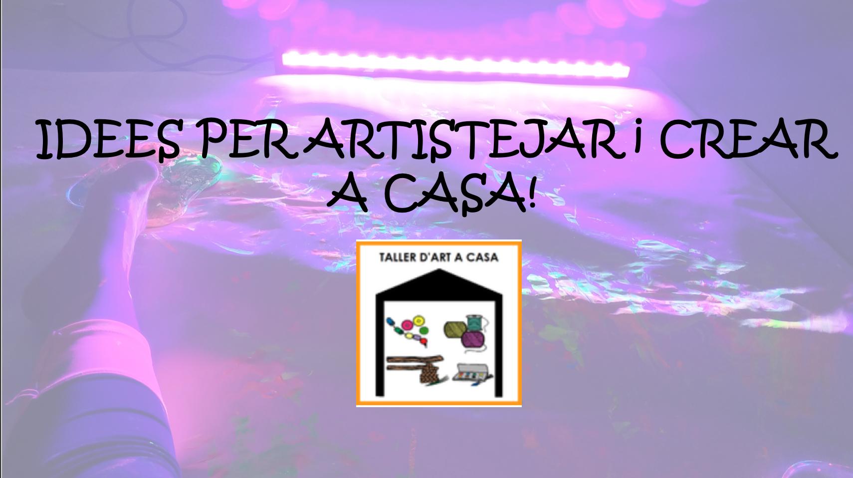 taller d'art a casa