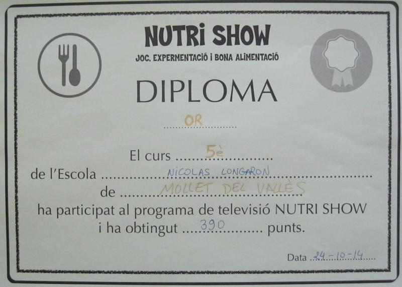nutri show