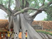 children-by-the-tree-burkina-faso-series-reb-frost