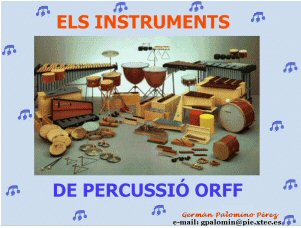 instruments-orff