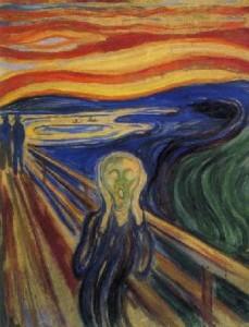 El grito. Munch