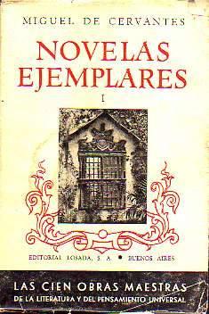 Trabajo relacionado con Las novelas ejemplares, de Cervantes.