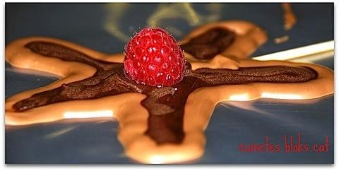 Estrella de xocolata