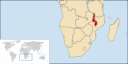Localització de Malawui