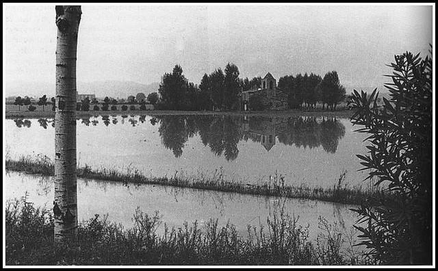 ermita inundada ,anys 50
