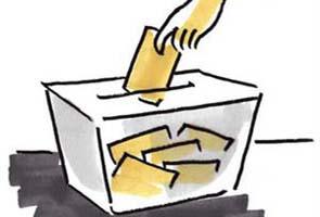 Resultat d'imatges de urna votacions