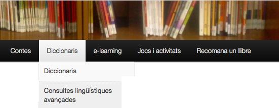Diccionaris+