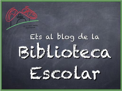 Ets al blog de la Biblioteca Escolar