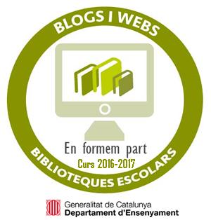 Blogs i webs de les biblioteques escolars