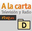 A la carta. Televisión y Radio