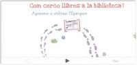 CERCAR LLIBRES A LA BIBLIOTECA