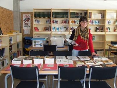 Inauguració biblioteca